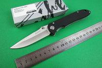 LAND 902 SANRENMU GB902 Steel +G10 Handle 440 56HRC Blade Camping Tool Tactical Folding Pocket Knife Freeshipping