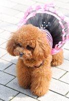 dog wedding dress, dog clothes