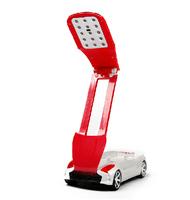 2014 new arrival usb led nightlight , Coupe shape LED lamp, cool Sports car usb lamp ,Creative led folding table lamp
