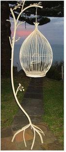 Tipo europa tiro gaiola adereços gaiola de ferro forjado gaiola grande decoração de casamento(China (Mainland))