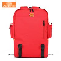 2014 Girls School backpacks solid color backpack for male female double-shoulder preppy style travel backpack for kid laptop bag