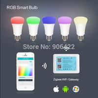 free shipping HUE Wifi Smart lighting system bulb