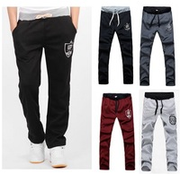 NEW~Hot fashion Men Sports Dance Trousers Baggy Jogging Harem Pants