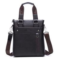 Summer NEW Waterproof Bag men Crossbody Vintage Bbag Genuine Leather Shoulder Bags Briefcase Tote Men's Messenger Bags