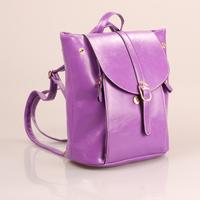 Free shipping 2014 Women Backpack England College Backpack Women Travel Bag Women PU Leather#HC068