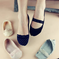 2014 NEW SUMMER free shipping  young girls and women cotton 100% bamboo fibre invisible socks slippers  female short socks