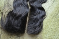 cheap brazilian lace closure side parting 4x4 left clear parted queen hair products with lace closure