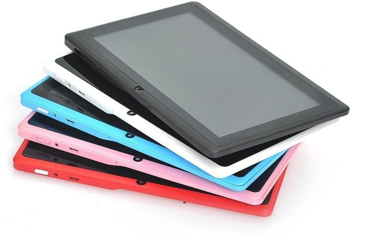 Hot Q88 Tablet 7 inch PC Allwinner A23 Dual Core