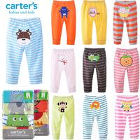 Wholesale Cotton baby PP pants Baby embroidery trousers 4pcs/lot  Random color