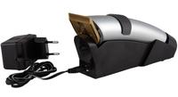 New 2014 hair clipper ceramics titanium head professional electric hair cutting machine baber tools famous band free shipping