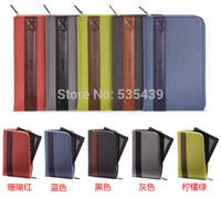 "2014 HOT new 1 PCS 5 color luxury  6"" Amazon Kindle Zip Sleeve fits Kindle Paperwhite Kindle 3 4 5 High quality"