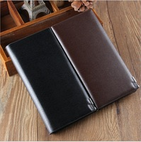 2014 NEW  genuine leather Brand Wallet  men's Wallet cattlehide Multifunctional men Wallets Coin Purse Card Holder Long