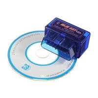 Super mini ELM327 Bluetooth odb2 Scanner ELM 327 Bluetooth Smart Car Diagnostic interface ELM 327 V2.1 Scan