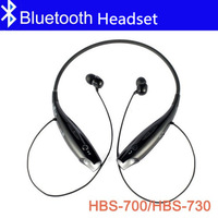 HBS-730 Wireless Stereo Bluetooth Headphone Headset Neckband Style Earphone for iPhone Nokia HTC Samsung LG TONE Cellphones
