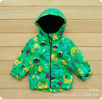 New 2014 Topolino trench children flower hooded coats and jackets for boy baby & kids outerwear