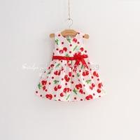 New 2014  children dresses girls princess  girl party dress summer  dress for kids girls free shipping