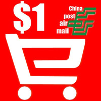 Additional Payment On Your Order Extra Fee By China Post Air Mail $1 Shipment Special Link Bruin bags Shop Ltd.