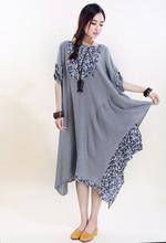 summer linen dress promotion