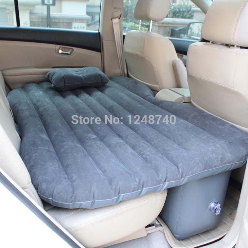 autositz aufblasbare matratze auto luftbett auto aufblasbare matratze auto Reise Verdickung bett