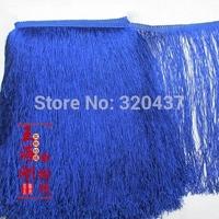 Polyester fringe tassel lace trimming 30cm