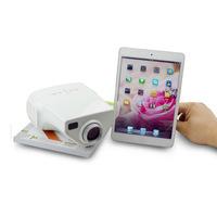 Portable Mini HD LED Projector Cinema Theater PC&Laptop Movie Meeting VGA/USB/HDMI/AV/TV input Early Education For iPhone iPad