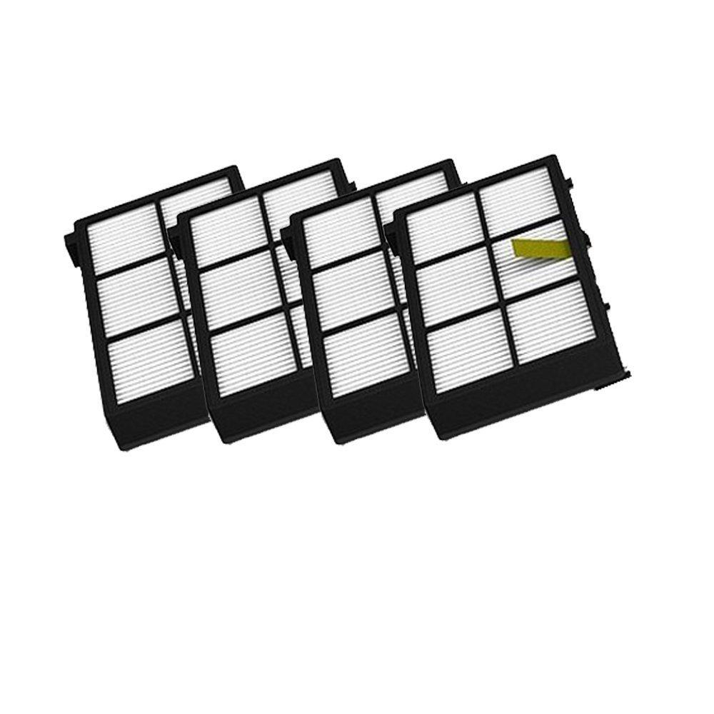 filtro hepa substituto para irobot roomba 800 série 870 880-4 pacote(China (Mainland))