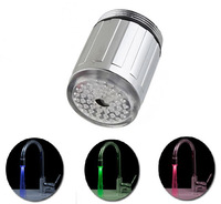 Manufacturers selling genuine temperature trichromatic color LED miniature tap