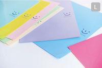 Папка для бумаг 7 PP A4 10pcs/lot