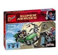 Spider-Man Building Blocks Sets Model Bozhi 98048 Classic Toys Bricks; FREE SHIPPING