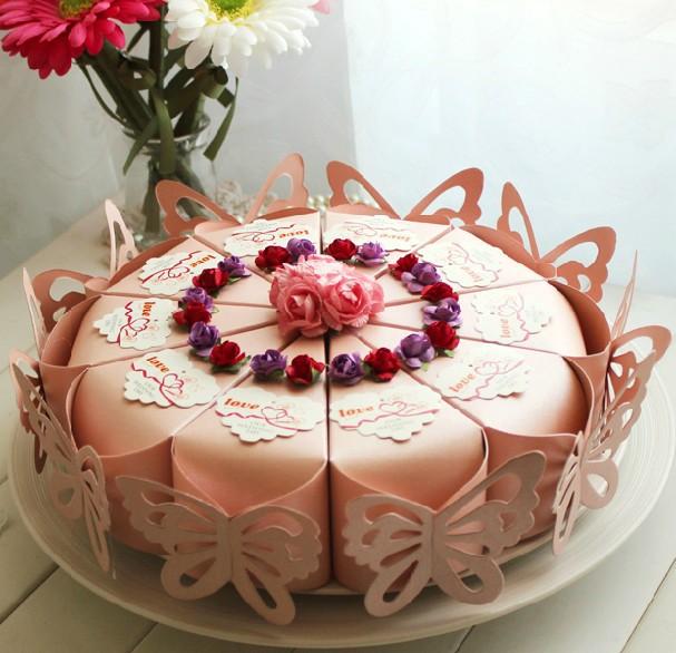 Wedding Gift Bag Decorating Ideas : Ideas Flowers Promotion-Shop for Promotional Cake Decorating Ideas ...