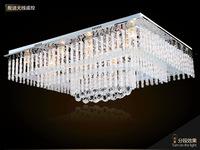 modern brief bedroom lights led luminaire ceiling light crystal fashion living room lights lighting