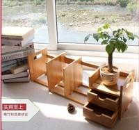 Bamboo desktop systolic rack