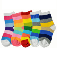 10 Pairs/LOT Spring Summer and autumn Children Cute Cotton Baby Socks Boy Girl Socks baby & kids Socks Multicolor