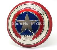 Superhero Captain America Shield belt buckle ,  Classic Men's Metal Belt Buckle