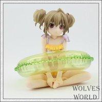 anime TIGER DRAGON  Aisaka Taiga sexy girl swim PVC Action Figure Toy 14CM gift