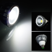 High Power 20W E27 COB Par38 LED light Spotlight Bulb Lamp 2000lm Cool/Warm White Free shipping