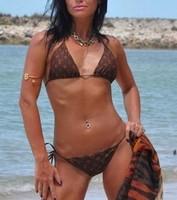 Hot Sexy Swimming suit Women Lady Bikini Set Swimsuit Padded Bra Puch Up Bathing Swimwear Beachwear