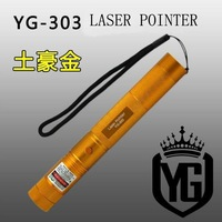 Newest Gold High power 10000mw laser pointer flashlight mantianxing green pen laser light.Free shipping