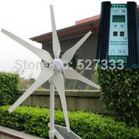 Max Power 400w Wind Generator,Windmill,Wind Turbine,12VDC,12VAC,24VDC,24VAC,600W Hybrid Controller(300W Wind+300W Solar),CE