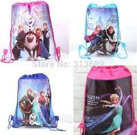 Retail Frozen Bag Peppa Pig Handbags Children School Bags Kids' Shoulder Shopping Backpacks 38460738921