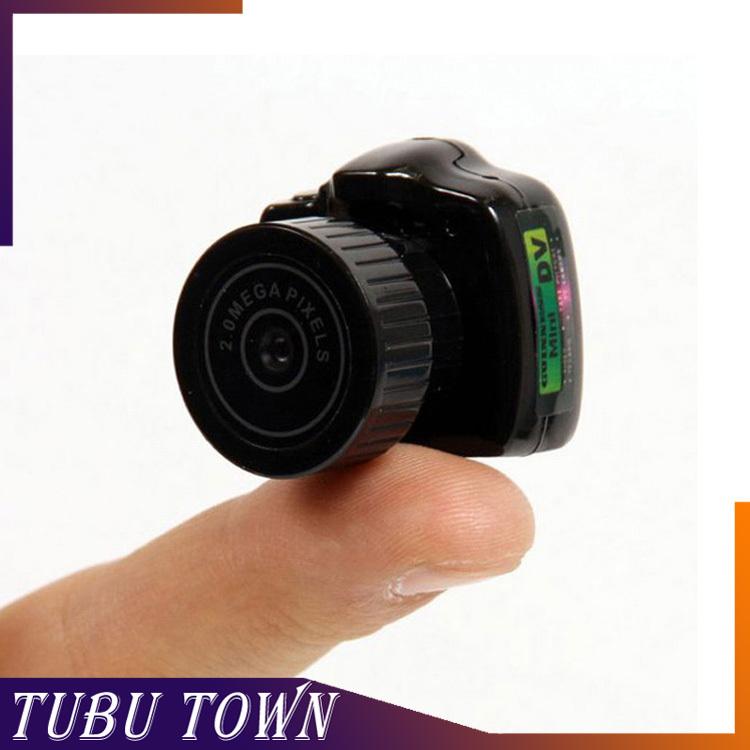 10X New Smallest Mini Camera Camcorder Video Recorder DVR Spy Hidden Pinhole Web camera Y2000 Free shipping(China (Mainland))