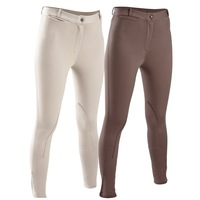 free shipping Stretch Fabrics Horse Riding Women Schooling Jodhpurs Pants Professional Chaps compound Material accessories