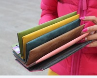 Free Shipping 2013 Hot Selling Designer Brand Pearl Zipper Women Leather Wallets Coin Purse Ladies 6 Colors 30pcs/lot