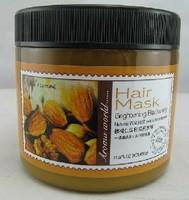 natural walnut brightening blackening  hair mask  450ml/piece solve itching