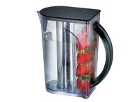 Wholesale - Free shipping Kinox world patent 1.8L chilled beverage server, AQUARIS koolkore pitcher,ice core pitcher