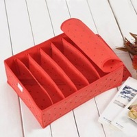 The girls everydays at home single-bra underwear storage box finishing box