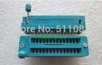 10PCS Universal 28 Pin ZIF Test DIP IC