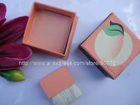 1PCs Hot Best Bene Brand Makeup, Georgia Blush in Peach face powder Blusher, 11G, With Brusher, dropship free shipping