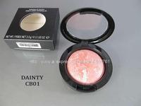 12PCs/Lot Wholesale Cheap Brand MC Makeup blusher, Mineralize Baked Powder blush 3.5g, drop ship free shipping