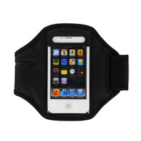 Phone cases Hot selling Gym Armband Workout Outdoor Sport Running Arm Band Strap Holder Case Cover for iPhone4 4s free shipping!